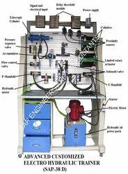 Advanced Customized Electro Hydraulic Trainer