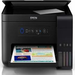 Black Inkjet Epson L 4150 Printer