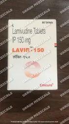 LAVIR 150 mg (lamivudine)