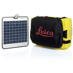 A170 Solar Panel And Case