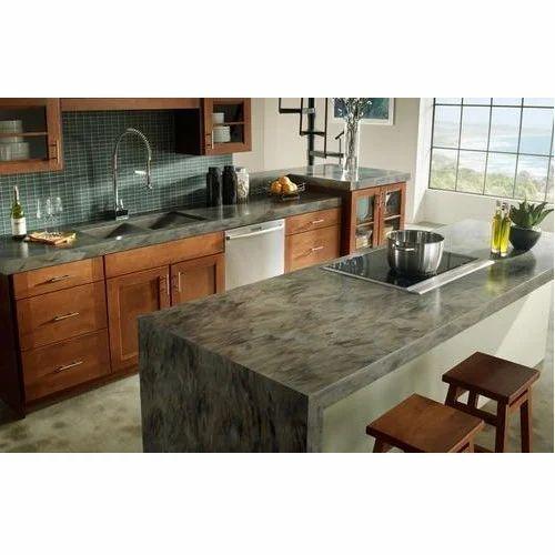 Corian Kitchen Countertops Manufacturer From Delhi