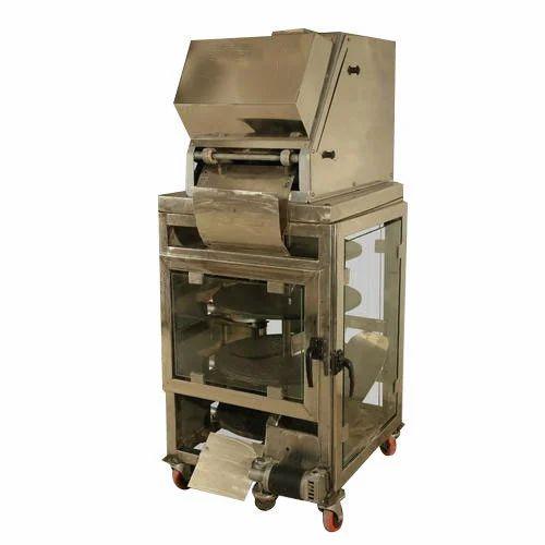 Millzon Ms Chapati Making Machine