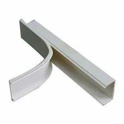 AKG White PVC Ducts 25x6