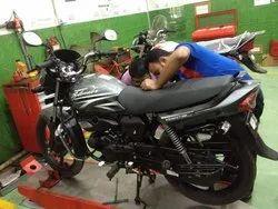 Hero Bike Repairing Services
