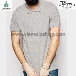 Men Casual Polo Tshirt