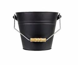 Metal Bucket to Store Water