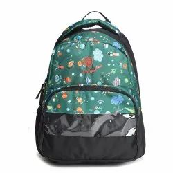 Jupiter-S-Green School Bag