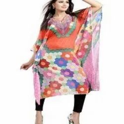 Girls Digital Kaftan