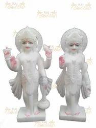 Laxmi Narayan Marble Idol