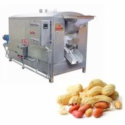 Groundnut Batch Roasting Machine