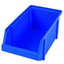 35 Plastic Stacking Storage Bin