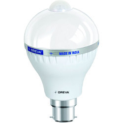 Oreva Ceramic 10W Motion Sensor LED Bulb, 10 W