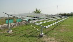Solar Panel Mounting Structures