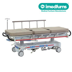 Recovery / Stretcher Trolley 5 Wheel
