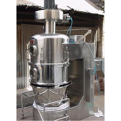 Stainless Steel Automatic SS Fluid Bed Dryer, For Pharmaceutical Industries, 240 V