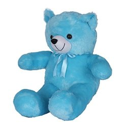 Blue Soft Teddy Bear