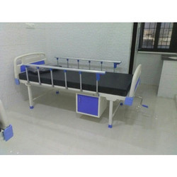 Semi Fowler Hospital Bed ABS Panel With Locker