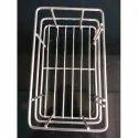 Stainless Steel Storage Kitchen Trolley
