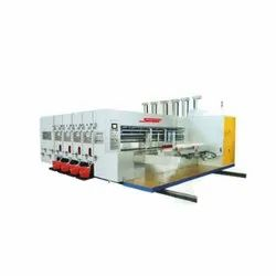 Fully Automatic Printing Slottin And Die Cutting Machine