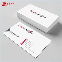 Paper Printed Visiting Card
