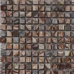 Capstona Stone Mosaics Inox Tiles