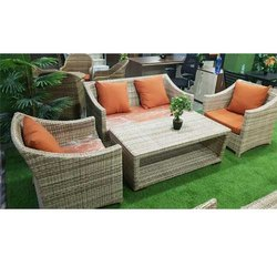 4 Seater Outdoor Sofa