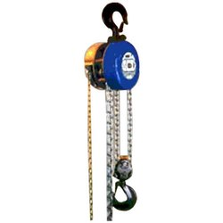 Spark Proof Chain Pulley Blocks