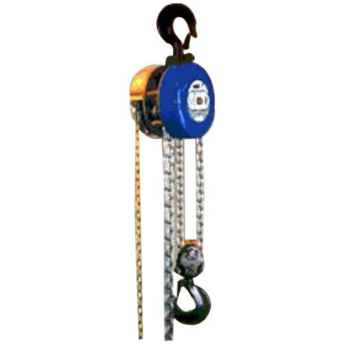 Motorized Spark Proof Chain Pulley Blocks, for Construction, Packaging Type: Box
