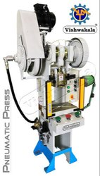 Pneumatic Power Press 50 Ton To 2500 Ton Capacity Reconditioning And Servicing