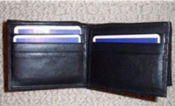 aahil Natural leather Wallets