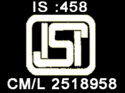 ISI Mark Certifications