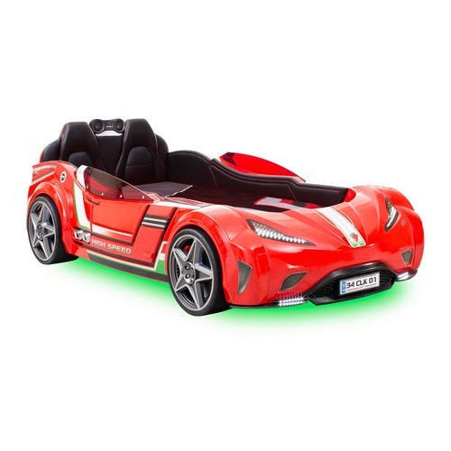 red gti kids car bed