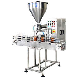 Automatic Pickle Filling Machine