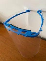 Non Disposable Polycarbonate Face Shield