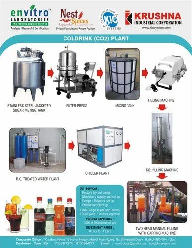 Soft Drinks Projects Consultancy Service