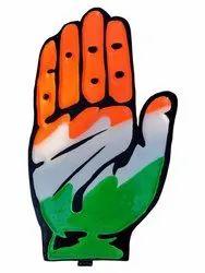 Congress 3 D Panja Logo