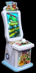 32 Inch Subway Parkour Video Game Machine