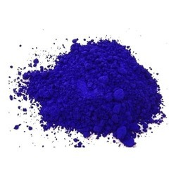 Solubilised Vat Blue 5 (Blue O4B)