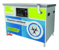 Liquid Medical Waste Treatment System