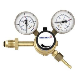 Messer Oxygen Gas Regulator