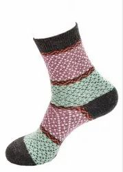 VP Oswal Ladies Woolen Socks