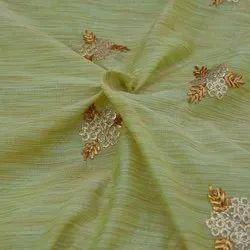 Machine Cotton Embroidery Fabrics