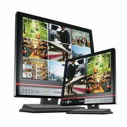 CCTV Surveillance Monitor