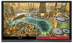 4K TV with Android and Windows