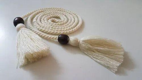 MI Cotton Rope Tassel fpr Ladies Garments