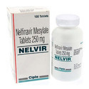 Viracept Nelfinavir Tablet