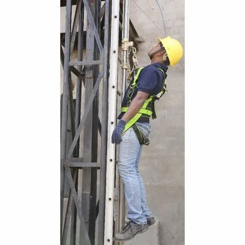 Guardall Vertical Fall Arrest System