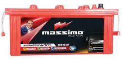 Heavy Duty Battery, Capacity: 150 Ah