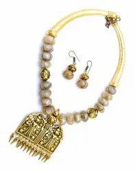 BJ004 Handmade Beaded Jewellery