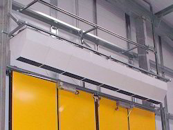Industrial Door Air Curtains